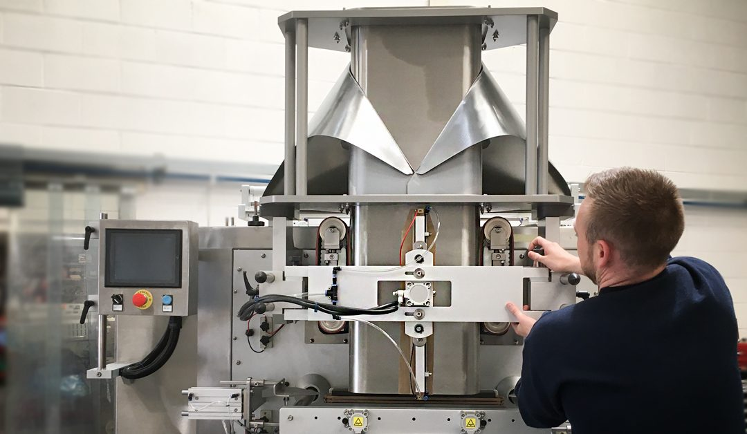 Ice Multipack Machines In Production
